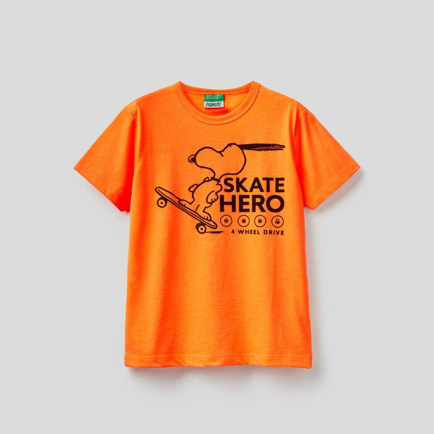 T-shirt with Peanuts print